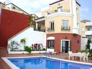 Villa with private pool - Torrox vacation rentals