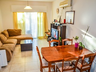 2BR Apartment 50m to the beach in tourist center. Closed complex with security. - Yermasoyia vacation rentals