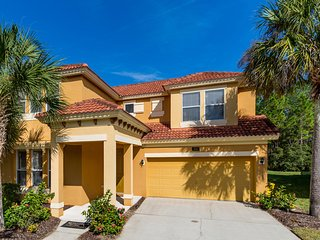 Watersong - 4 Bed 4.5 Bath Pool Home (486-WATER) - Orlando vacation rentals