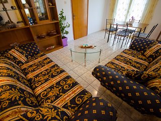 Lovely 1 bedroom Megali Ammos Condo with Internet Access - Megali Ammos vacation rentals