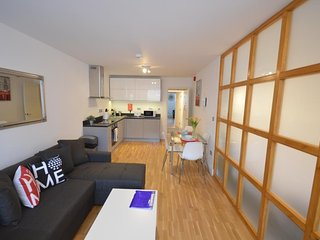 Soho Studio, West End, Flat 3A - London vacation rentals