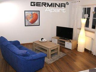 GERMINA Apart 1.2 - Ferienwohnung inkl. WLAN - DIREKT in Oberhof - 1.Etage - Oberhof vacation rentals