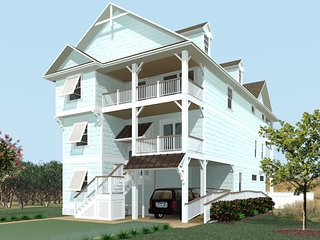 Happy Sol - 9 Bedroom Oceanfront Home - Nags Head vacation rentals