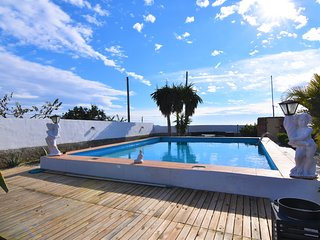 Traditional Spanish Style Villa with Private Pool & Sea Views - Motril vacation rentals