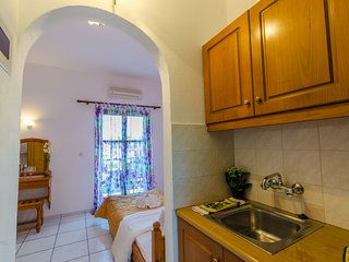 1 bedroom Private room with Internet Access in Megali Ammos - Megali Ammos vacation rentals