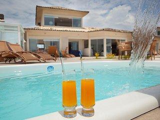 Lovely 7 bedroom Apartment in Armacao Dos Buzios - Armacao Dos Buzios vacation rentals
