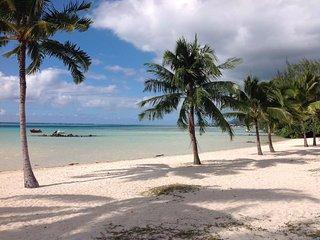 Maison 4 chambres bord de mer Moorea - Hauru vacation rentals