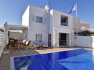 Delightful Pernera Villa, 3 minutes from the Beach, with Private Pool, sleeps 7 - Protaras vacation rentals