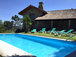 310 Luxury villa with stunning views - Granxa vacation rentals