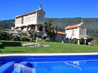 222 Coastal villa with pool and sea views - Vilaboa vacation rentals