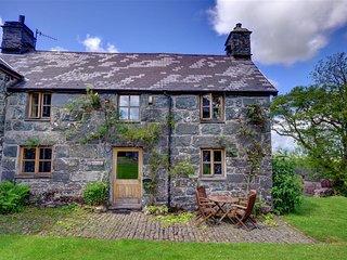 Cozy 3 bedroom Ganllwyd Cottage with Internet Access - Ganllwyd vacation rentals
