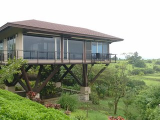 Unexplora,The Lake view villa at Vaitarna-Igatpuri - Igatpuri vacation rentals