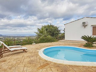 VILLA CELESTE, for 5 people with pool and sea view - Scopello vacation rentals