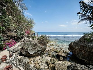 The Impossible House: a cliff house right in front of the famous surf break - Pecatu vacation rentals