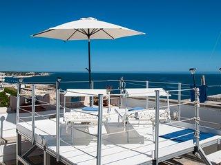 Terrazza Merlata: Brightness Apt w Seaview Terrace - Polignano a Mare vacation rentals