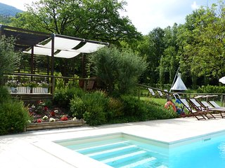 ABELIA-Cerqua Rosara Residence a nice apartment in villa with pool near Assisi - Valtopina vacation rentals
