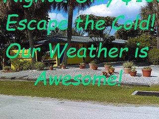 Banana Hammocks Beach/Island Carribean Style Resor - Fort Pierce vacation rentals