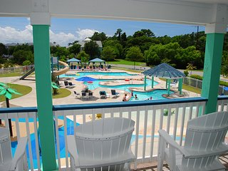 Cambridge Cove 2 Bedroom Condo - Waterpark Access - Kill Devil Hills vacation rentals
