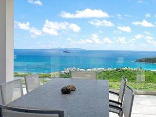 Villa Symphor a modern 3 bedroom, 3 1/2 bath close to Dawn Beach St Maarten - Dawn Beach vacation rentals