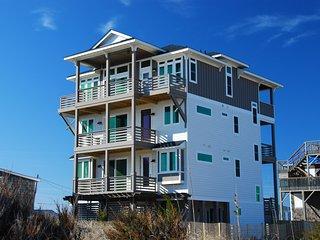 Ocean Retreat, Brand New,6 Bedroom, Stunning Views - Kill Devil Hills vacation rentals