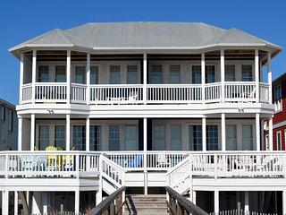 Coastal Dream- 5 Bedroom Oceanfront - Kure Beach vacation rentals