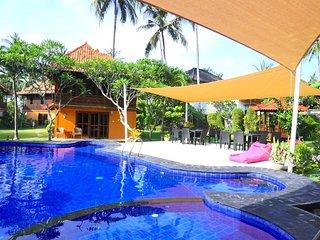 Lovely oasis in Candidasa, Bali - Kura Kura Villas - Candidasa vacation rentals
