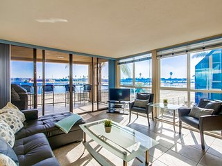 WATER FRONT Townhome *Corner Unit* - Pacific Beach vacation rentals