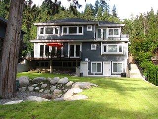 Vacation rentals in North Vancouver