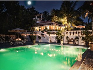6 bedroom luxury villa South Goa - Goa Velha vacation rentals