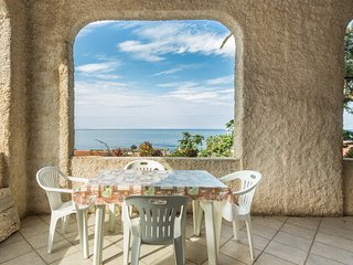 Appartamento con veranda vista mare - S'archittu vacation rentals