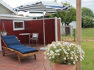 Moin,Moin im Ferienhaus Petras-Deichperle - Friedrichskoog vacation rentals