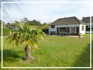 Maison 50m plage - Wifi - vélos - grand jardin - Varaville vacation rentals