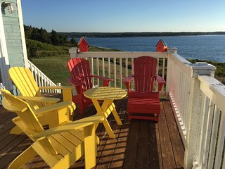 # 6 Broad Cove Oceanfront Cottage, Green Bay  Nova Scotia - LaHave vacation rentals