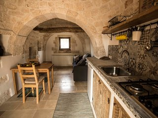 Nice Trullo with Internet Access and Central Heating - Coreggia vacation rentals