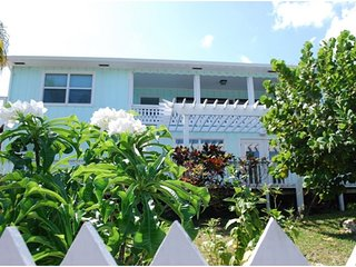 Van Dyke House & Apartment - Green Turtle Cay vacation rentals