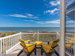 Atlantic Star in Cinnamon Beach!   Direct Oceanfront Private Home Paradise! - Palm Coast vacation rentals