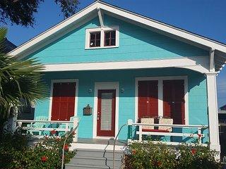 3 BR, 2 BA, Fenced yard, , Wi-Fi, Off-street parking - Galveston Island vacation rentals