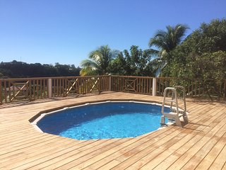 Beautiful 1 bedroom Roseau Apartment with Internet Access - Roseau vacation rentals