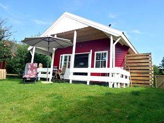 4 Erw. Schwedenhaus an der Gracht in Nationalpark Lauwermeer Friesland - Anjum vacation rentals