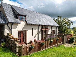 Comfortable 2 bedroom Cottage in Gwenddwr - Gwenddwr vacation rentals