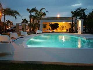 Fori Tlu Cuccu - Rock Villa Apulia with Private Pool by the Beach near Ostuni - Ostuni vacation rentals