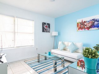 Miami Beach Collins Avenue Apartment 1 Block to the Beach - Surfside vacation rentals