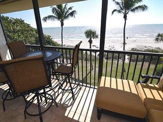 Gulf front 3 bedroom Condo - Sanibel Island vacation rentals
