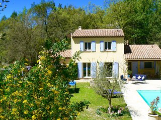 Private pool with safe shutter (BEST SECURITY), nature, horses, sea at 19 km - Saint Raphaël vacation rentals