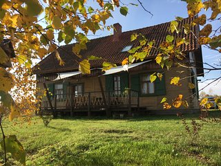 5 bedroom House with Parking in Olsztynek - Olsztynek vacation rentals