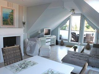 Schöne Ferienwohnung mit Dachterrasse - Osnabrück vacation rentals