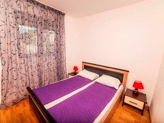 One bedroom apartment - city centre & sea view #199 - Budva vacation rentals