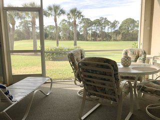 Stoneybrook Country Club Condo Rental 4TH FAIRWAY - Sarasota vacation rentals