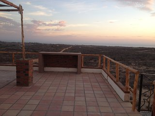 Panoramic Ocean, Mountain, and Town views tranquil off grid but close to town - Todos Santos vacation rentals