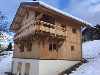 Appartement dans chalet neuf avec sauna - Les Avanchers-Valmorel vacation rentals